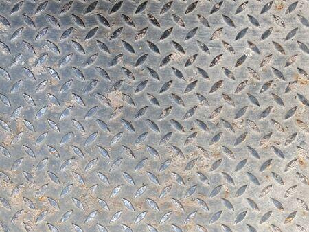 Textur aus Metall und Rost