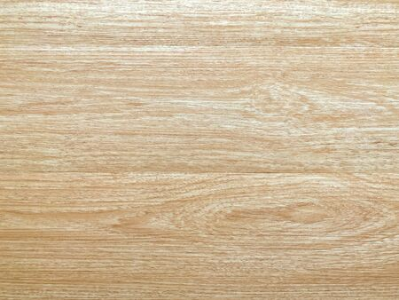 The light brown wooden floor looks clean. Can be used as a backdrop for product photography, decoration with copy space. wallpaper, background or texture.