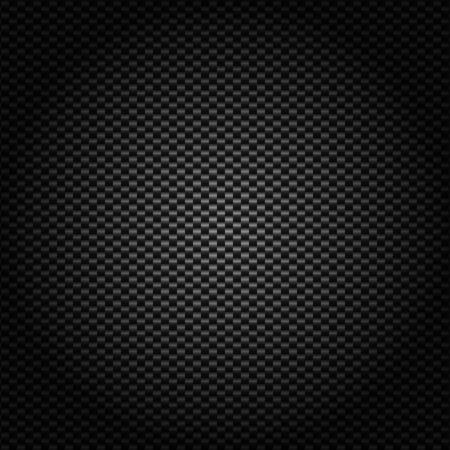 Carbon black abstract background modern metallic texture and backdrop Look luxurious wallpaper vector illustrator. Ilustración de vector