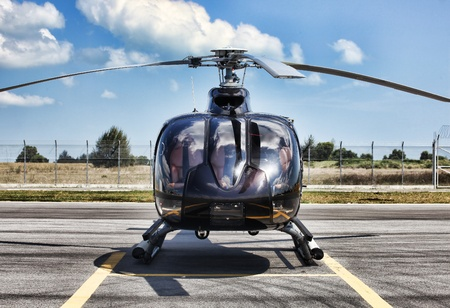 Helicopter Stock Photo - 9177605