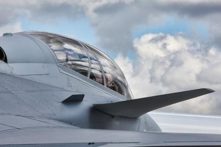 Advance Military Jet photo