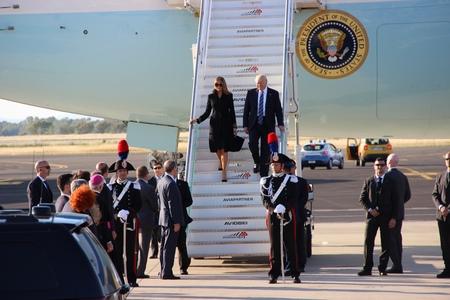Trump Air Force One Editöryel