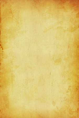 old photograph: old grunge background, brown paper Stock Photo