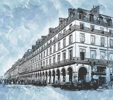 rivoli: Rue de Rivoli