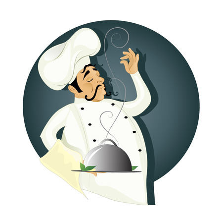 french bakery: Chef