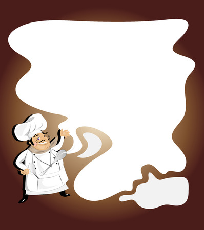 Chef Stock Vector - 6447512