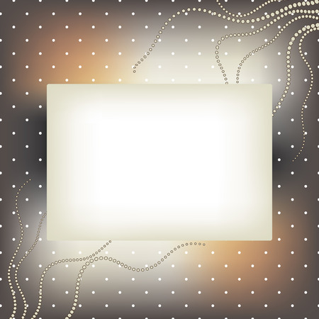 doted: Abstract doted background Illustration