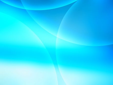 Blue abstract background Stock Photo - 7319688