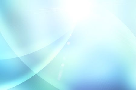 Blue abstract background photo