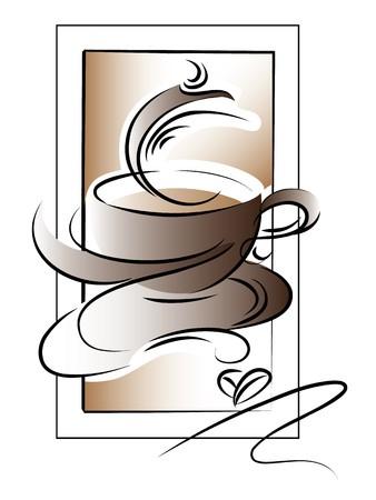 hot plate:  Coffee
