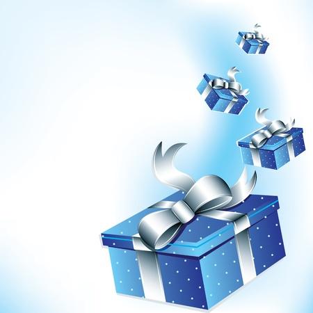 newyear:  cajas de regalo