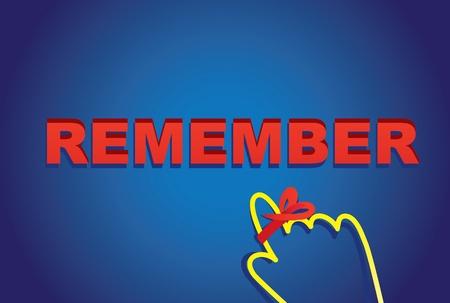 remember Vector