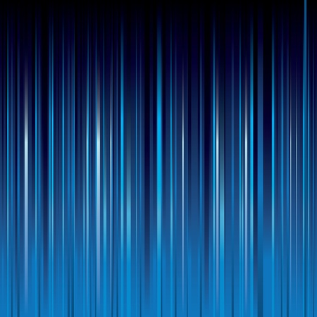 Blue vertical stripes abstract background Stock Vector - 8986417