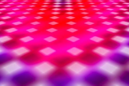 dance floor with disco light  photo