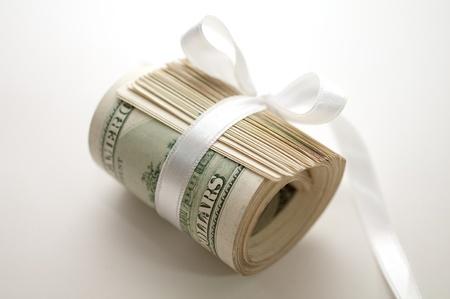 dollars  Foto de archivo