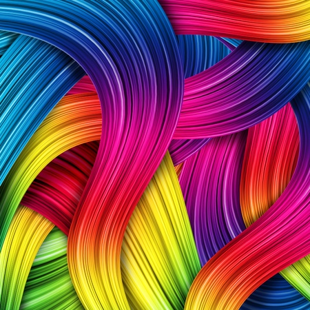 rainbow colours: colorful  abstract background