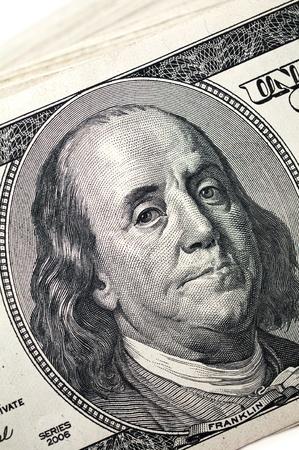 benjamin franklin: dollar