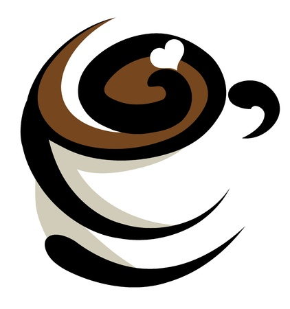 coffee icon Stock Vector - 10011056