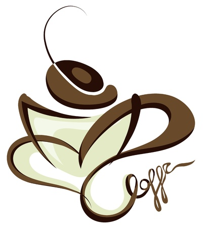 coffee Stock Vector - 10011054