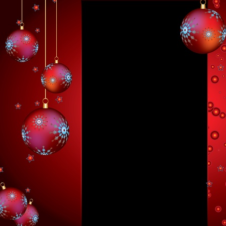 christmas background  Vectores