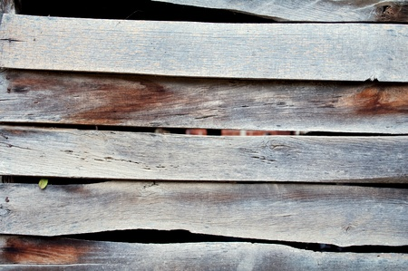 Background of wood planks of old barn. photo