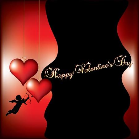 cupid: happy valentines day