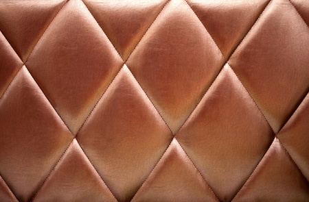 bronze upholstery leather background photo