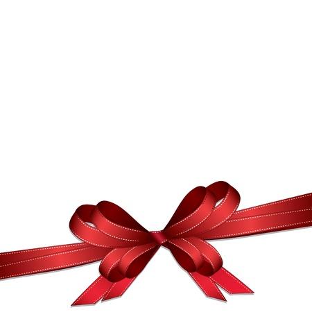 gift ribbon Stock Vector - 12772219