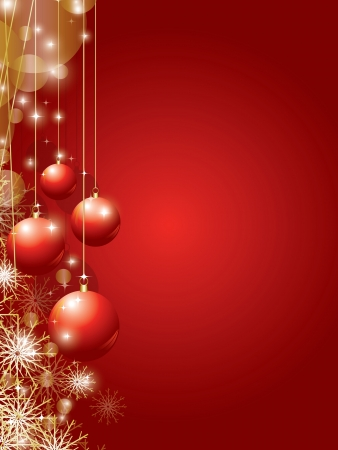 christmas background  Foto de archivo