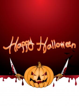 hunted: Happy halloween backgound
