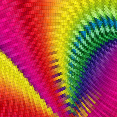 vibrant colors: abstract fractal background with vibrant colors