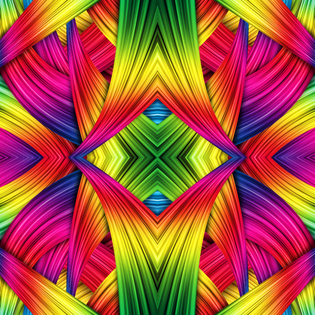 color design: Seamless abstract background with wonderful pattern design Stock Photo