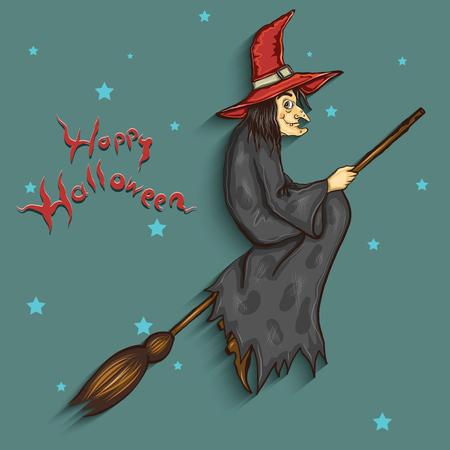 halloween background: halloween witch background