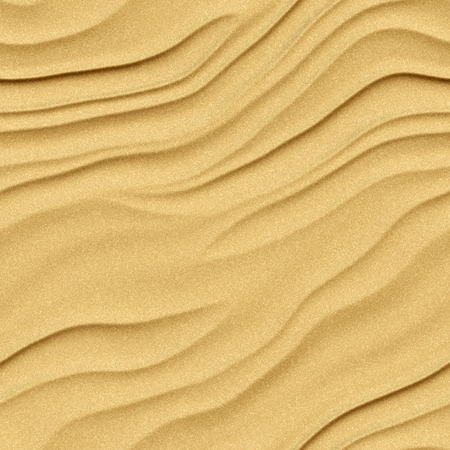Seamless sand texture background Stock Photo