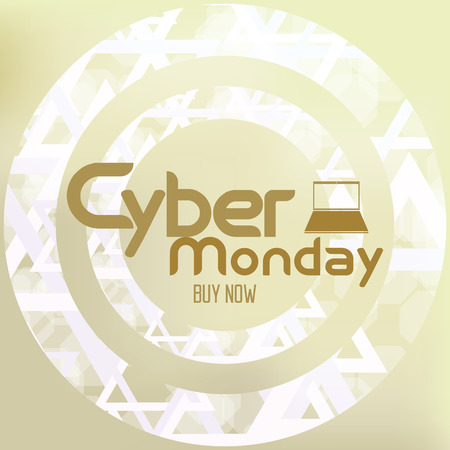 colored backgrounds: Colored backgrounds with text for cyber monday sales