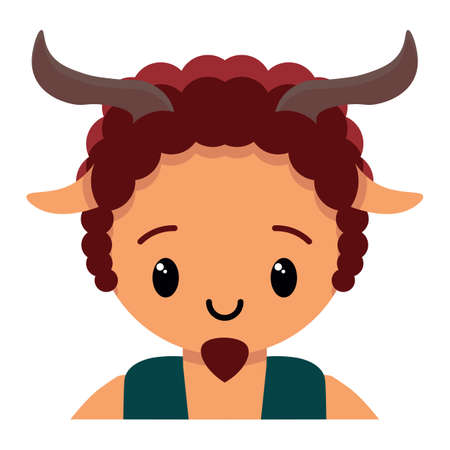 Faun Clipart #61632 - Illustration by r formidable