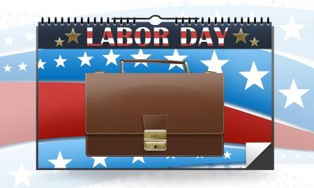 labor day calendar photo