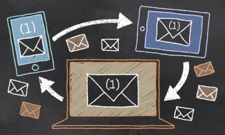 Sharing Communication with Email on Blackboard