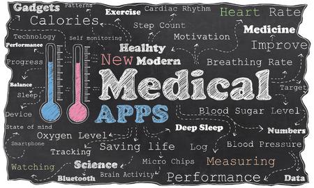 blood sugar count: New Modern Medical Revolution on Blackboard