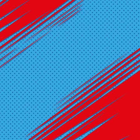 comic book: Abstract backgrounds, vector illustration