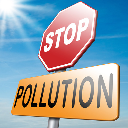 stop pollution and go green renewable energy and sustainable agriculture reduce waste photo
