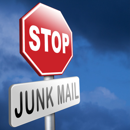 junk: stop junk mail and spam