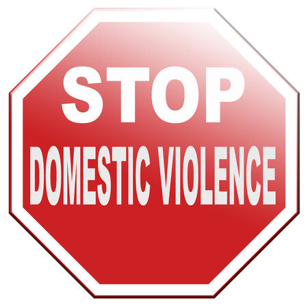 domestic violence abuse or aggression Stok Fotoğraf