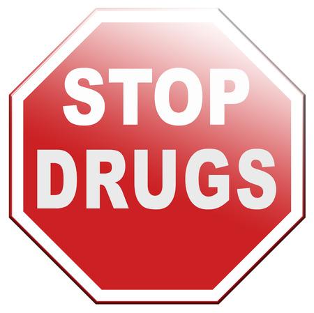 drogadiccion: dejar de adicci�n a las drogas no hay abuso de drogas rehabilitaci�n adicto o hero�na coca�na rehabilitaci�n agrietan metanfetamina christal Foto de archivo