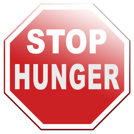 starvation: stop hunger feed the world no suffering malnutrition starvation and famine caused by food scarcity undernourished bad harvest aid Stock Photo