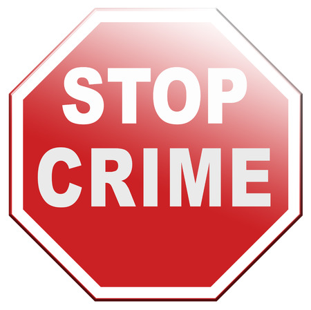 stop crime stopping criminals by police force or neighborhood watch
