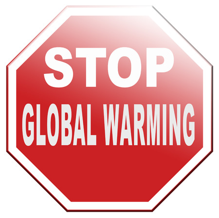 stop global warming use renuwable energy go green with solar ond wind power no climate change