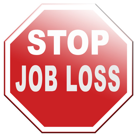 restructuring: job loss and unemployment getting fired