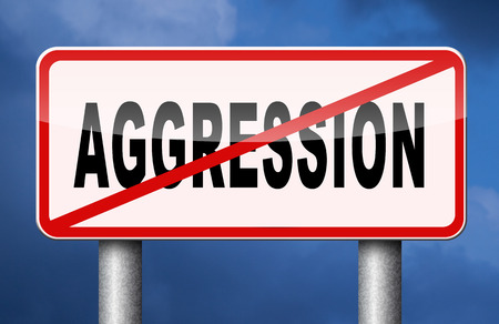 stop aggression and violence no fighting prevent Physical or verbal aggressivity