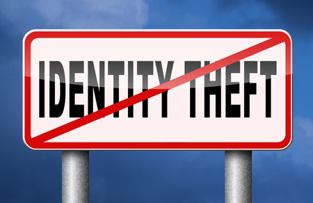 identity theft stealing ID online stop internet or cyber crime
